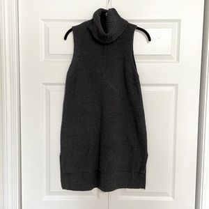 Merona sleeveless turtleneck sweater